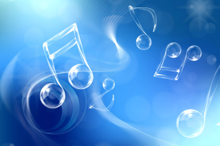 Music Vectors Background for Desktop 1280x720 HDTV