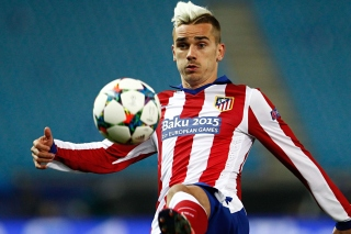 Antoine Griezmann Background for HTC Raider 4G