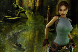 Lara Croft: Tomb Raider Picture for Android, iPhone and iPad