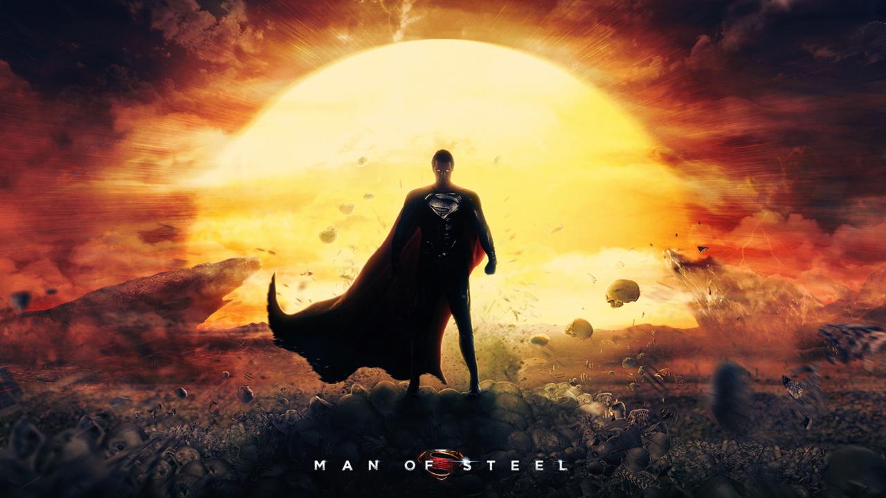 DC Comics - Man of Steel