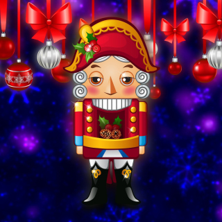 Nutcracker sfondi gratuiti per iPad Air