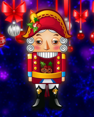 Nutcracker Wallpaper for iPhone 6 Plus