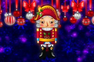 Nutcracker Background for Android, iPhone and iPad