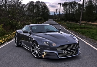 Free Aston Martin Picture for Android, iPhone and iPad