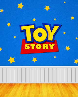 Toy Story Logo Wallpaper for HTC Titan