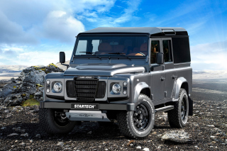 Free Land Rover Defender STARTECH SIXTY8 Picture for Android, iPhone and iPad