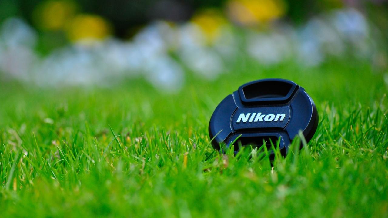 Nikon Lense Cap