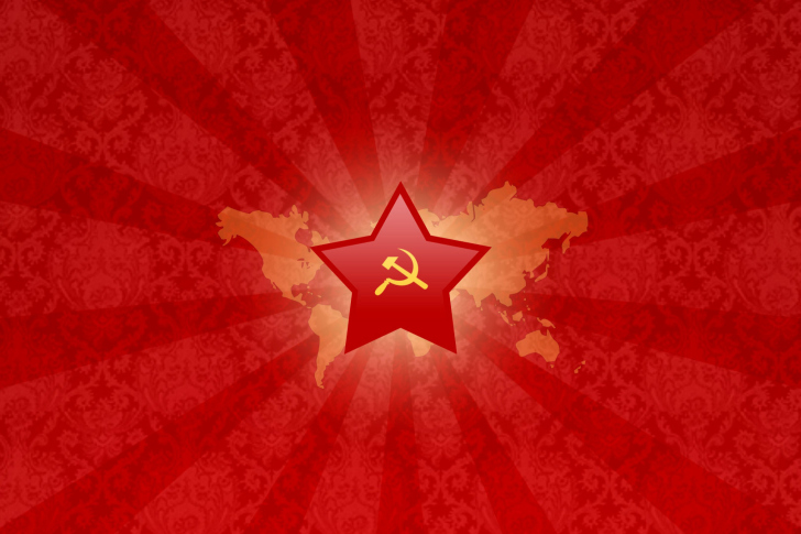 Soviet Union Logo wallpaper