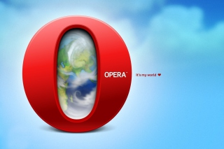 Opera Safety Browser Wallpaper for Android, iPhone and iPad