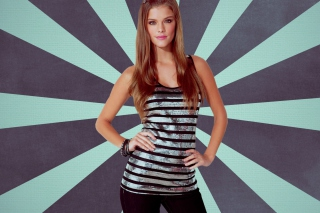 Nina Agdal Background for 480x400