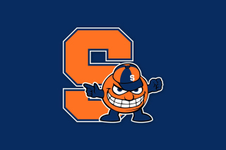 Syracuse Orange papel de parede para celular para Android 640x480