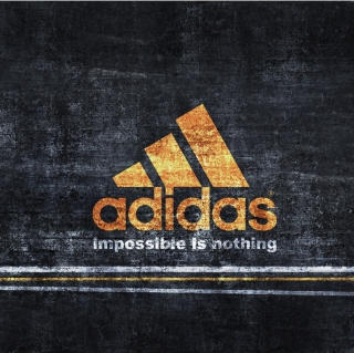 Adidas – Impossible is Nothing - Fondos de pantalla gratis para 1024x1024