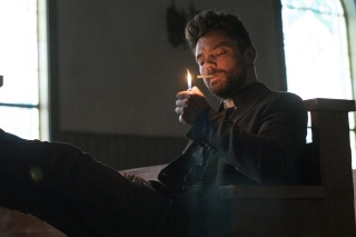 Free Preacher TV series Picture for Sony Xperia Z3 Compact