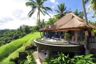 Free Bali Luxury Hotel Picture for Android, iPhone and iPad
