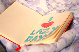 Lazy Days Background for Android, iPhone and iPad