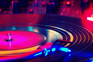 Electronic Music in Night Club Background for Android, iPhone and iPad