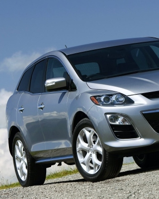 Mazda CX 7 Background for Nokia X2-02