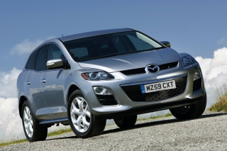 Mazda CX 7 Background for Android, iPhone and iPad
