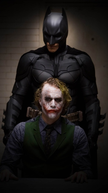 Batman And Joker for Nokia N8