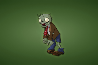 Zombie Drawing Wallpaper for Android, iPhone and iPad