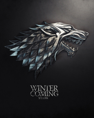 Winter is coming Wallpaper for iPhone 6 Plus