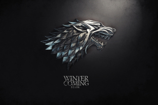 Winter is coming Wallpaper for Android, iPhone and iPad