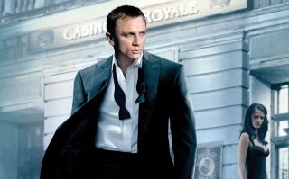 Casino Royale Background for Android, iPhone and iPad