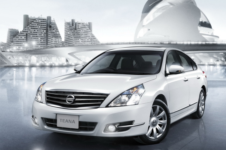Nissan Teana Sedan wallpaper