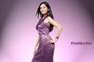 Preetika Rao Wallpaper for Samsung I9080 Galaxy Grand