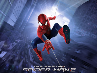 Screenshot №1 pro téma Amazing Spiderman 2 320x240