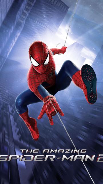 Amazing Spiderman 2 for Nokia N8