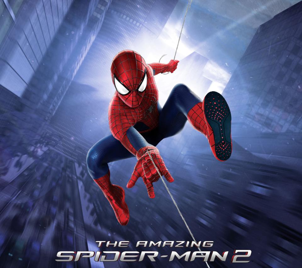 Amazing Spiderman 2 para Sony Ericsson XPERIA Neo V