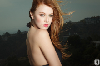 Leanna Decker Wallpaper for Android 480x800