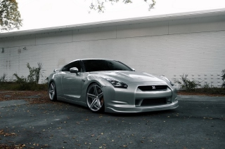 Supercar Nissan GTR Picture for Android, iPhone and iPad