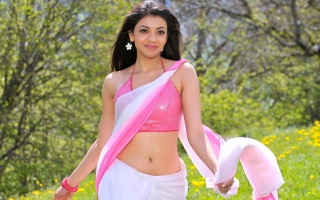 Kajal Agarwal Picture for Android, iPhone and iPad
