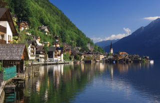 Free Hallstatt Salzkammergut - Austria Picture for Android, iPhone and iPad
