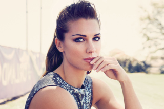 Free Alex Morgan Picture for HTC Desire HD