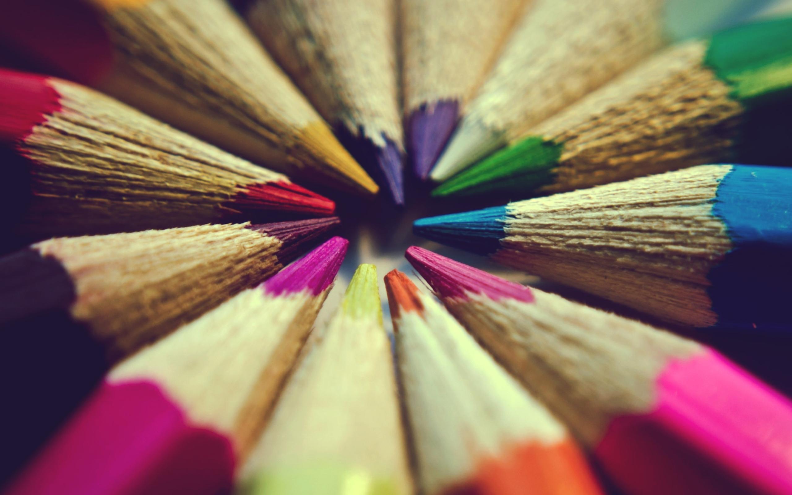 цветные карандаши крупный план color pencils large plan без смс