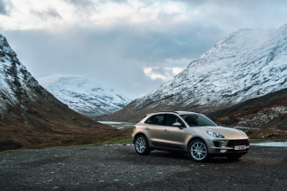 Porsche Macan Picture for Android, iPhone and iPad