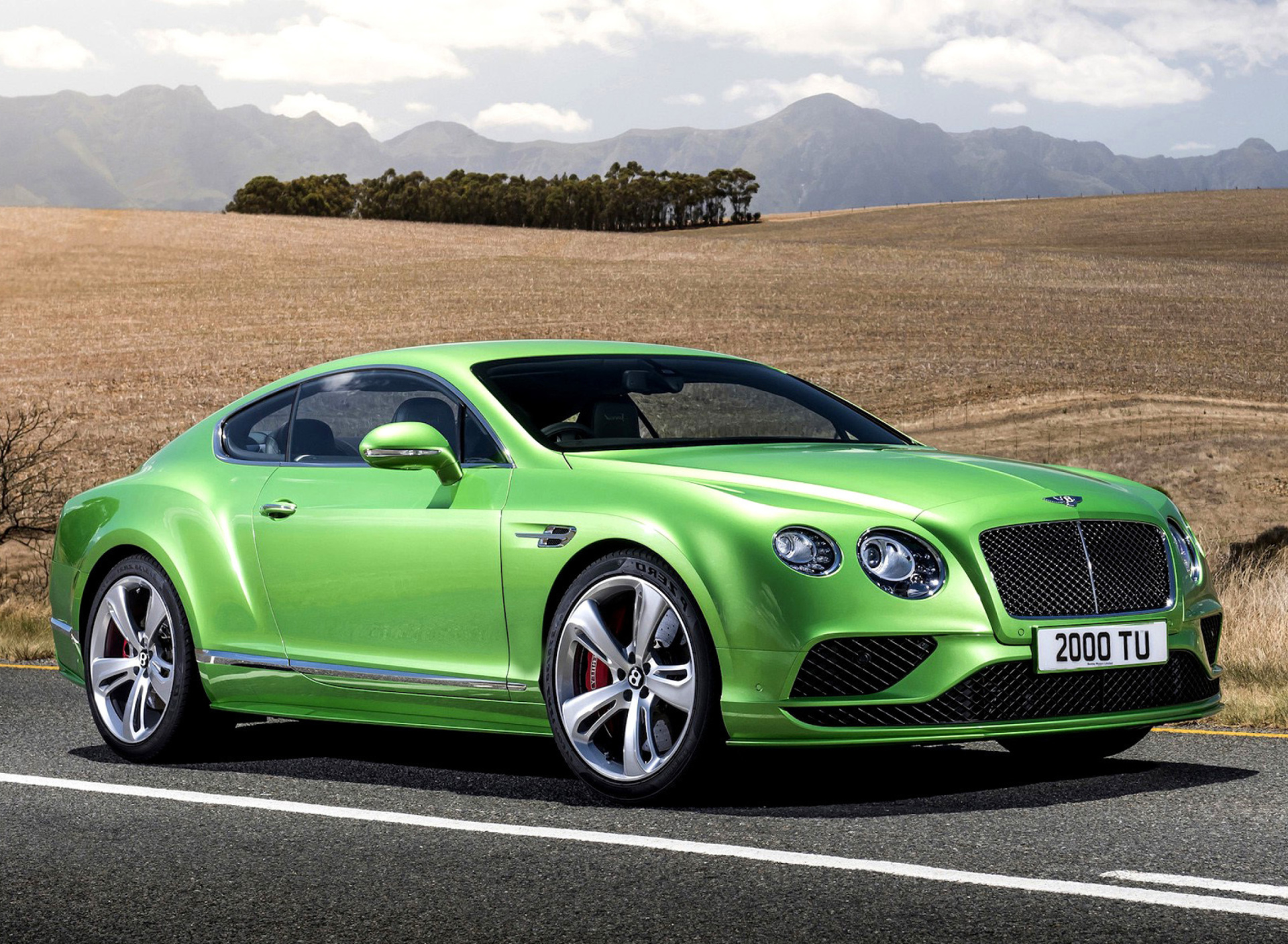 Screenshot №1 pro téma Bentley Continental GT 4 1920x1408