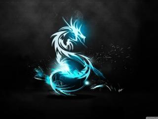Blue Dragon Symbol para Nokia X2-01