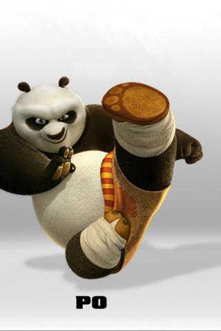 Kung Fu Panda para Huawei G7300