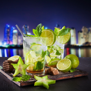 Mojito In Sky Bar - Fondos de pantalla gratis para iPad mini 2