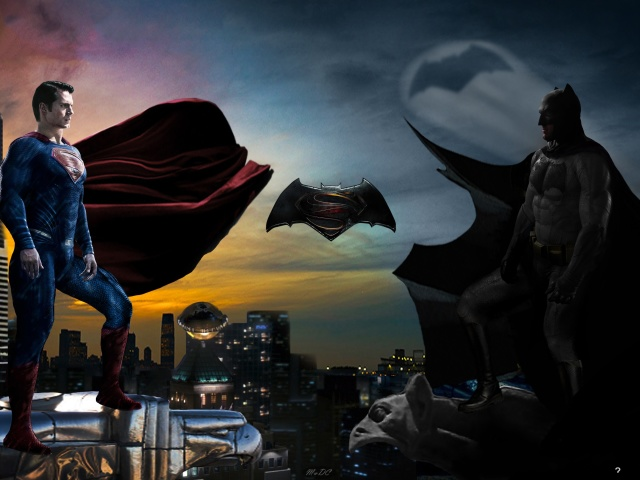 Screenshot №1 pro téma Batman VS Superman 640x480