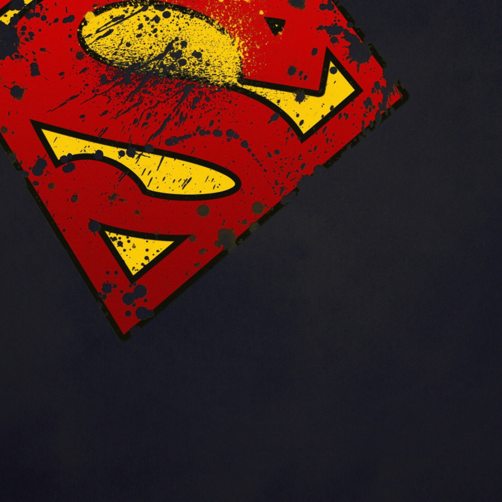 Screenshot №1 pro téma Superman Sign 1024x1024