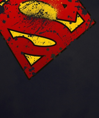 Superman Sign sfondi gratuiti per 132x176