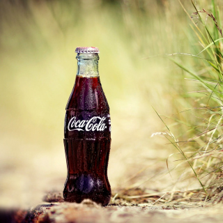 Coca Cola Soft Drink Background for 208x208