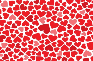 Free Red Hearts Picture for Android, iPhone and iPad