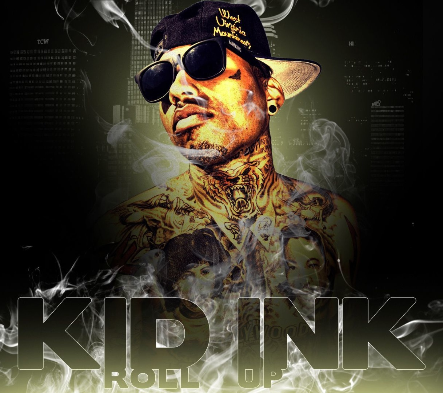 Screenshot №1 pro téma Kid Ink Hip Hop Star 1440x1280