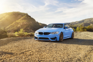 BMW M4 Wallpaper for Android, iPhone and iPad